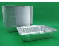 Контейнер алюминиевый прямоугольный 960 млл SP64L 100 штук  (1 пач)