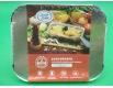ᐉ Контейнер алюминевый для еды  5шт  с крышкой 430мл (SP24L&Lids/5 ) (1 пач)