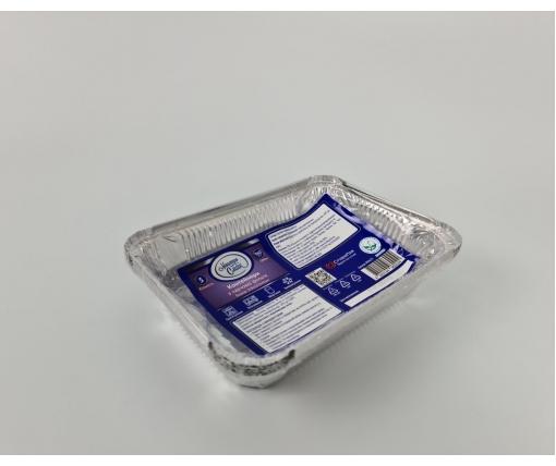 Комплект контейнеров алюминиевых, прямоугольных 960мл SP64L&L/5шт (1 пачка)