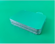 Крышка на алюминиевый контейнер на форму артикул SP64L 100шт (1 пач)