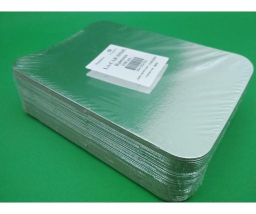 Крышка на алюминиевый контейнер на форму артикул SP64L 100шт