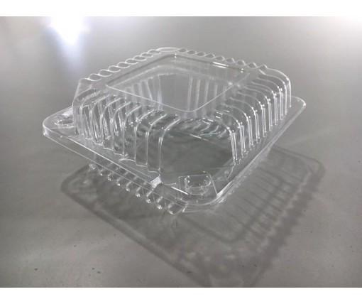 Контейнеры для десертов V500 млл SL9-1 119*119*25*35 в упаковке 50 штук