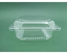 Контейнер пластиковый с откидной крышкой V750 млл ПС-9 135*130*60 (50 шт)