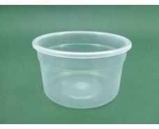 Емкость полипропиленовая круглая(для жидкого и горячего) ЕМ-0.250 А (50 шт)