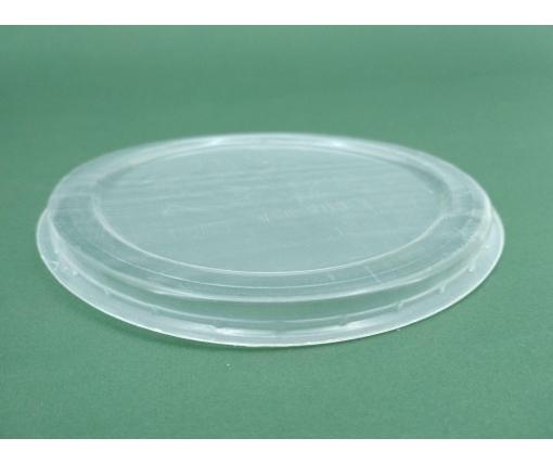 Крышка полипропиленовая круглая (для жидкого и гарячего) ЕМ-0.500 (50 шт)