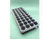 ᐉ Кассета пластиковая для рассады ПС-801/802   ( 22/53см 40шт h-5см ) (50 шт)