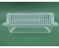 Упаковка блистерная контейнер с откидной крышкой SL35-1  (V1600мл\внутр\разм212*110*42+43) (50 шт)