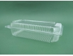 Одноразовая пластиковая упаковкас откидной крышкой ПС-121 V1300 млл в упаковке 50 штук