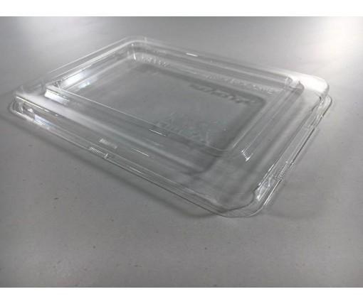 Крышка пластиковая SL1000BК (179*132) для упаковке  SL1002 (50 шт)