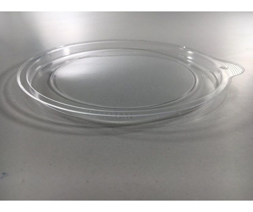 Крышка пластиковая SL808PK  ( d=133 )для упаковке SL805/SL805P/SL806 /SL809  (50 шт)