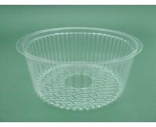 Упаковка пластиковая SL809  (V500мл d=133 h57) (50 шт)
