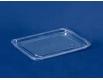 Крышка пластиковая  ПС-16 (143х104) для упаковке ПС-160/ПС-161 (50 шт)