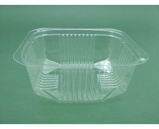 Контейнер пластиковый для салатов и полуфабрикатов ПС-170 (V500мл\134*110*58) (50 шт)