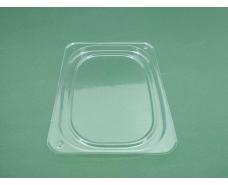 Крышка пластиковая  ПС-18 (117х84) для упаковке ПС-180/ПС-181/ПС-182  (50 шт)