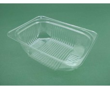 Контейнер пластиковый для салатов и полуфабрикатов ПС-181 (V200мл\117*84*38) (50 шт)