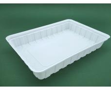 Упаковка для суши ПС-61 Белая 27,5*19,5*40 (50 шт)