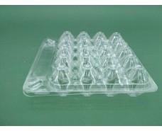 Пластиковая упаковка под перепелиные яйца SL-28J  (на20яиц) (50 шт)