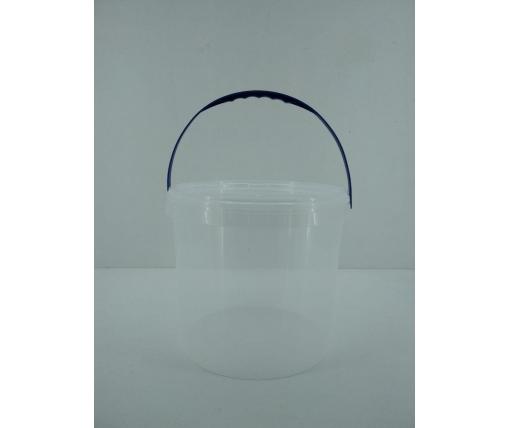 Емкость для пищевых продуктов 10 л, прозрачное