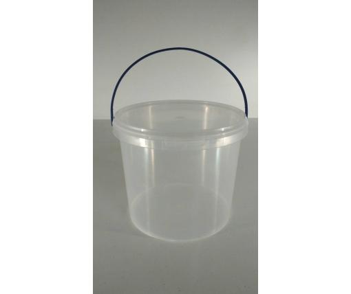 Емкость для пищевых продуктов 3 л, прозрачное