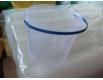 Контейнеры для пищевых продуктов с крышкой 5 л, прозрачное