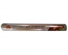 Бумага для выпечки  (5м*29см) коричневая Полтава(Неполный метраж!) (1 рул)