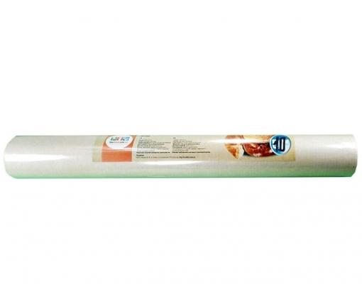Бумага для хранения продуктов  (10м*40,2см) (коричневая) (Неполный метраж!) (1 рул)