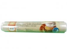 Бумага для выпечки  (30м*29см) (коричневая) (Неполный метраж!) (1 рул)