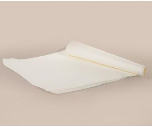 Бумага для хранения продуктов  (500листов)40*60 белая силиконовая (1 пач)