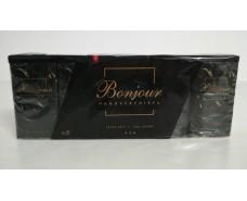Бумажный  носовой платок Bonjour стандарт (10 шт)
