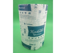 Полотенце для туалета  Каховинка 135*215\80мет цветное (1 шт)