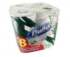 Бумага туалетная  белая (а8) Диво Эконом (1 пач)