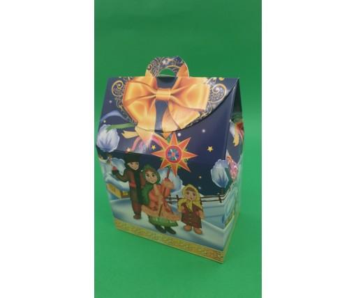 Коробка под конфеты №114(Коляда500) (25 шт)