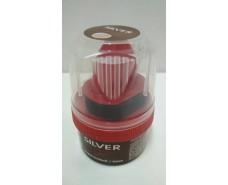 "Крем для обуви ""Silver Premium"" банка 55ml коричневый (1 шт)"