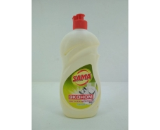 Средство для мытья посуды Економ лимон 500г (1 шт)