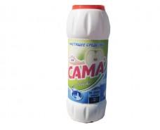 Чистящий порошок для мытья посуды САМА Яблоко 500гр (1 шт)
