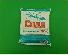 Средство для чистки (порошок) Кальцинированная Сода 700г (1 пачка)