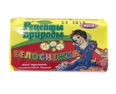 """Мыло туалетное из натурального сырья """"ЮСИ""""(70гр) БЕЛОСНЕЖКА (1 шт)"""
