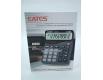 """Калькулятор """"EATES"""" DC 870(12разрядный 2питания) (1 шт)"""
