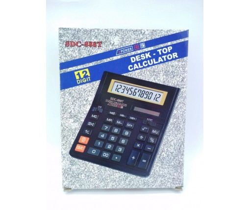 """Калькулятор """"KK 888-Т(12разрядный) (1 шт)"""