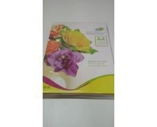 Бумага цветная 5цв\250листов (1 пач)