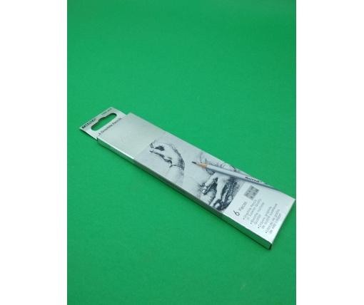 Карандаш простой набор  6шт тм. Марко №7000-6СВ (1 пач)