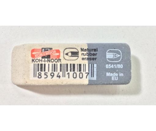 Ластик (резинка) для стирания koh-i-nor арт 6541/80 (1 шт)