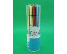 Фломастеры  в стакане тм Аihao (18цветов )  (1 пач)