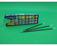 Стержень (паста)  для шариковой ручки  AA134-BL (144 шт)