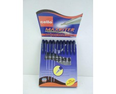 Ручка шариковая тм Maxriter (10 шт)