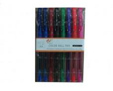 Ручки в наборе 8цветов тм Tianzhijiaozi 501р (8цветов) (8 шт)