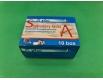 Кнопка хром в картоновой упаковке  (A plus) №880 (50шт) (1 пач)