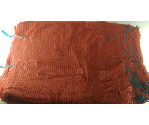 Мешок  овощная сетка (р45х75) 30кг красная (100 шт)