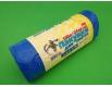 Мешки (пакеты) для мусора полиэтиленовый 120литров (25шт) КОК синие (1 рул)