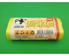 Мусорный пакет 20литров (30шт) КОК (1 рул)